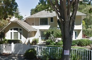 This home called the Yardstick for their Palo Alto motorized window treatments