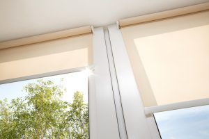 The owners of this home fell in love with these Los Gatos cellular shades - The Yardstick