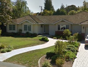 This is a home that needed a window treatment store in Los Altos Hills - The Yardstick