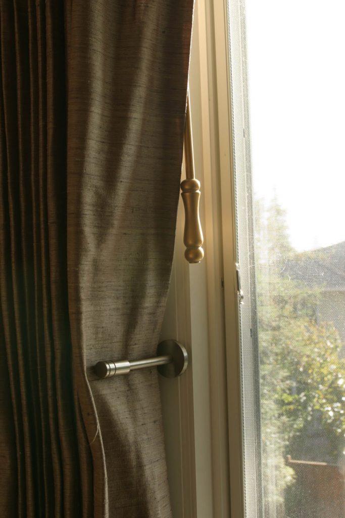 Drapes Hold Backs Curtain Tie Backs
