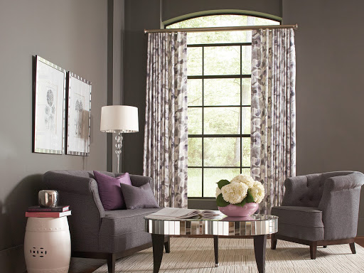 Pattern Punch Drapes
