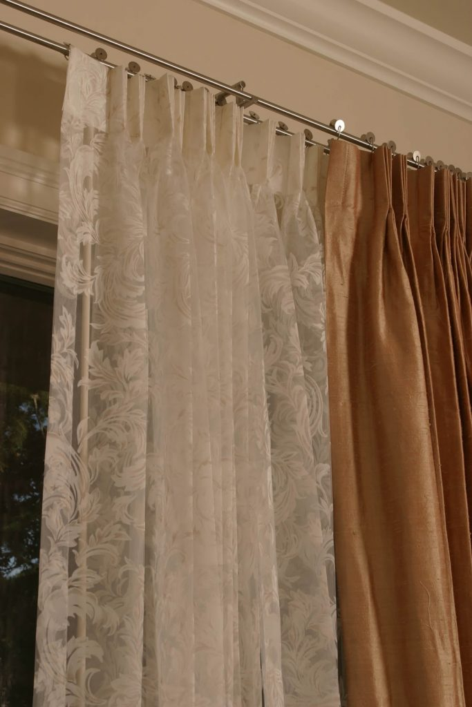 Tailored Pleat Drapes
